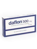 Daflon 500 nedir ve ne için Kullanılır?