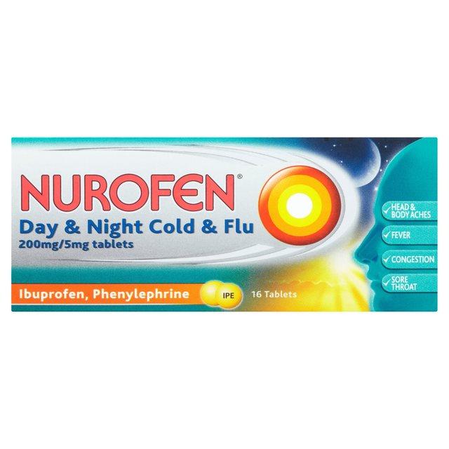 Nurofen Cold & Flu Tablet nedir ve ne için Kullanılır?