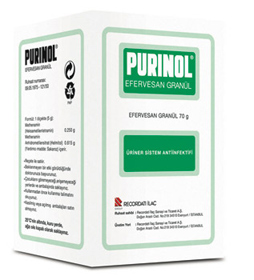 Purinol Efervesan Granül Kullanma Talimatı