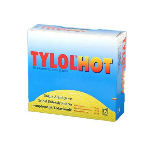 Tylol Hot nedir ve ne için Kullanılır?
