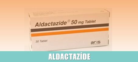 Aldactazide 50 mg nedir ve ne için Kullanılır?