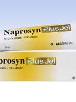 Naprosyn plus jel nedir ve ne için Kullanılır?