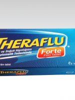 Theraflu Forte nedir ve ne için kullanılır?