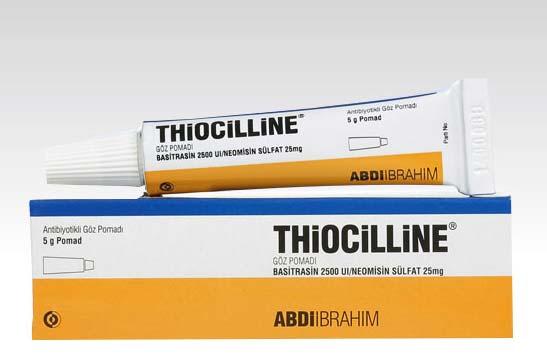 Thiocilline nedir ve ne için Kullanılır?