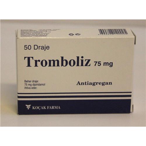 Tromboliz nedir ve ne için Kullanılır?
