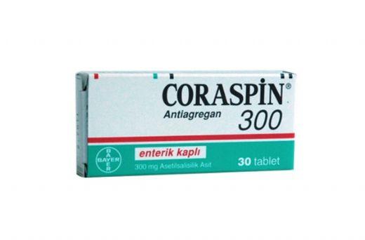 Coraspin nedir ve ne için Kullanılır?