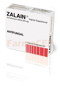 Zalain Vajinal fitil nedir, ne için kullanılır ? Zalain 300 Mg Vajinal SUPOZİTUAR Nedir ?