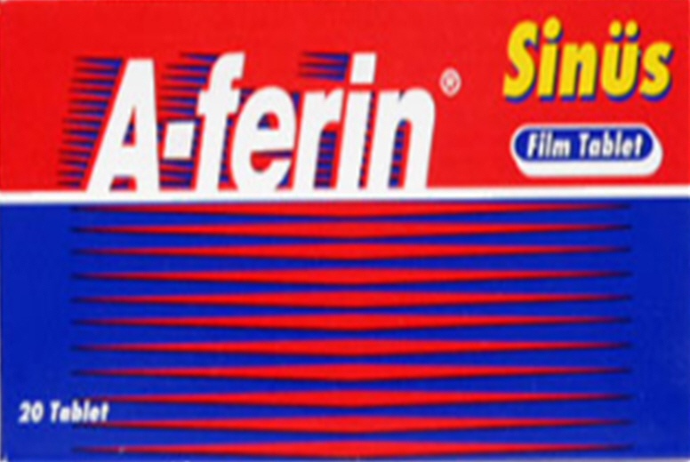 A-ferin Sinüs Tablet nedir ve ne için kullanılır ?