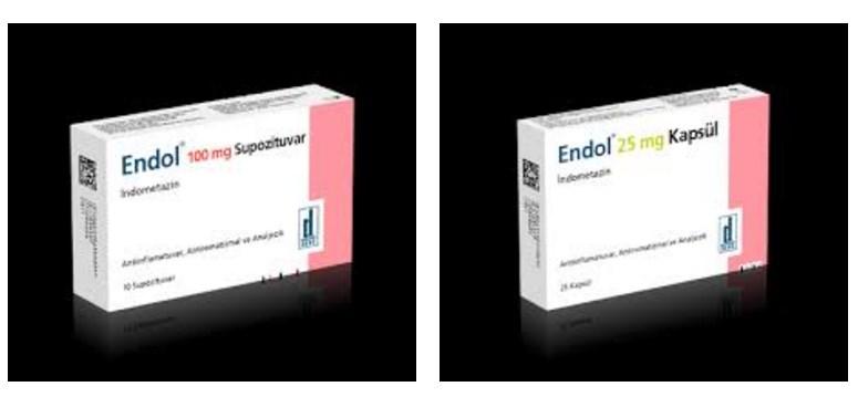 ENDOL 100 mg Supozituvar Fitil nedir ve ne işe yarar ?