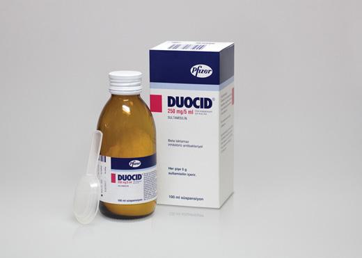 Duocid süspansiyon nedir ve ne için kullanılır ?