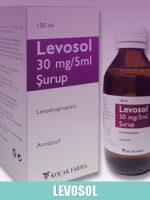 Levosol şurup nedir ve ne için kullanılır ?