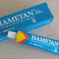 Hametan pomad krem nedir ve ne için kullanılır ?