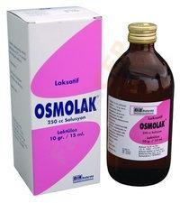 Osmolak solüsyon şurup nedir ve ne için kullanılır ?