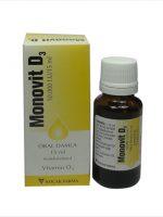 Monovit D3 damla nedir ve ne için kullanılır?