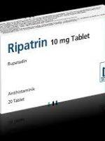 Ripatrin tablet nedir ve ne için kullanılır?