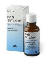 Sab Simplex gaz damlası nedir ve ne için kullanılır?