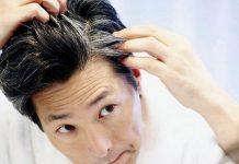 saç beyazlamasını engelleyen şampuan