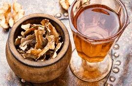 ceviz perdesi çayı