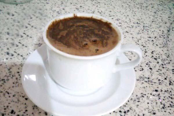 Hipokrat Kahvesi Yapılışı