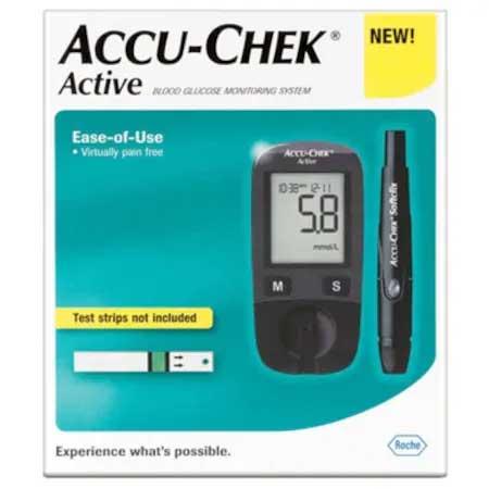 Accu Check Active Şeker Ölçüm Cihazı