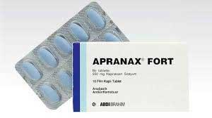 Apranax Ağrı Kesici