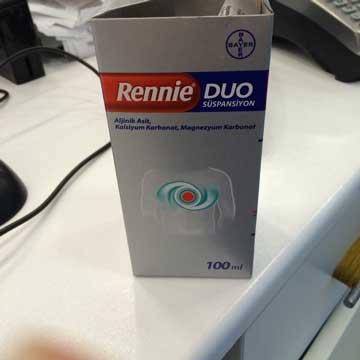 Rennie Duo Süspansiyon Kullanımı