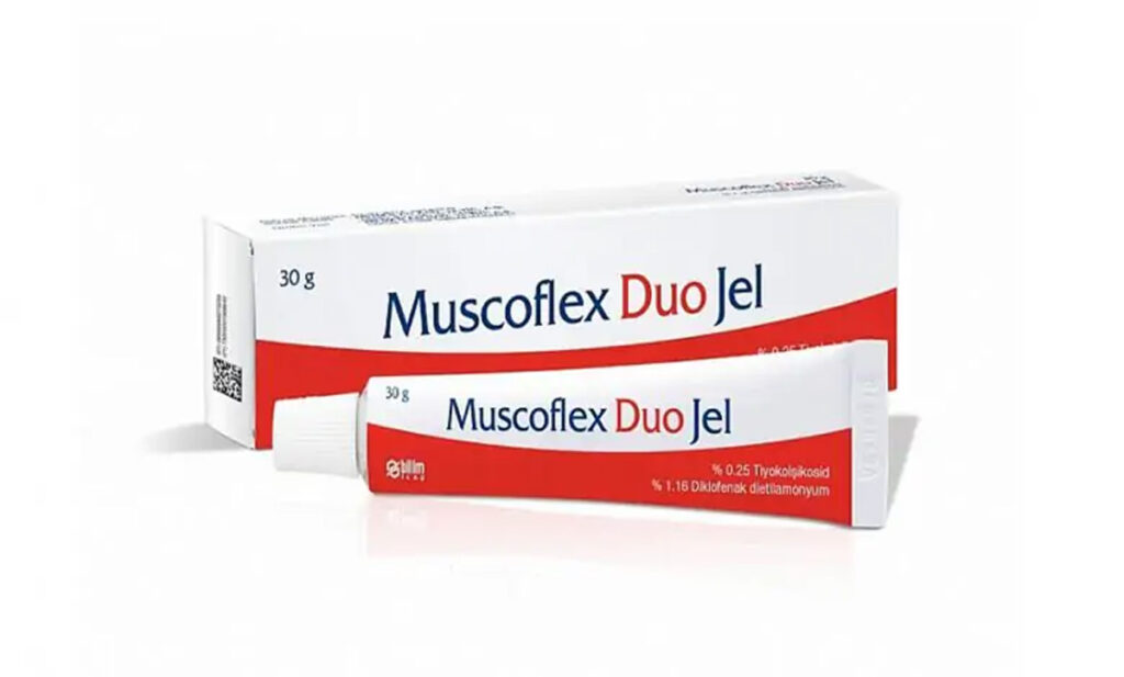 En İyi Kas Gevşetici Muscoflex