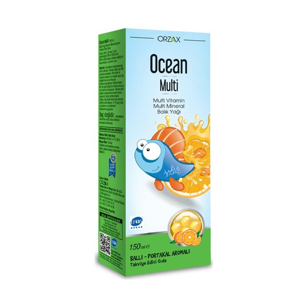 Ocean Multi Şurup