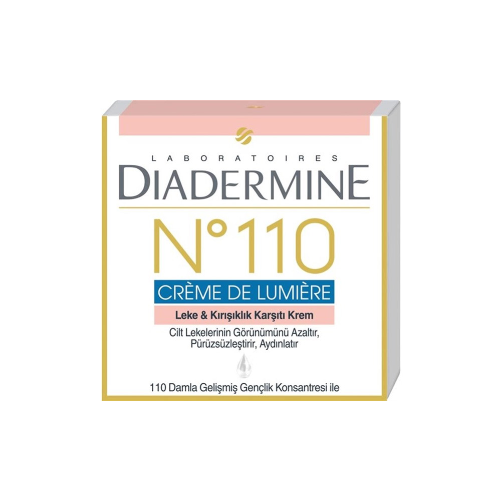 Diadermine No110 Kırışıklık Karşıtı Serum