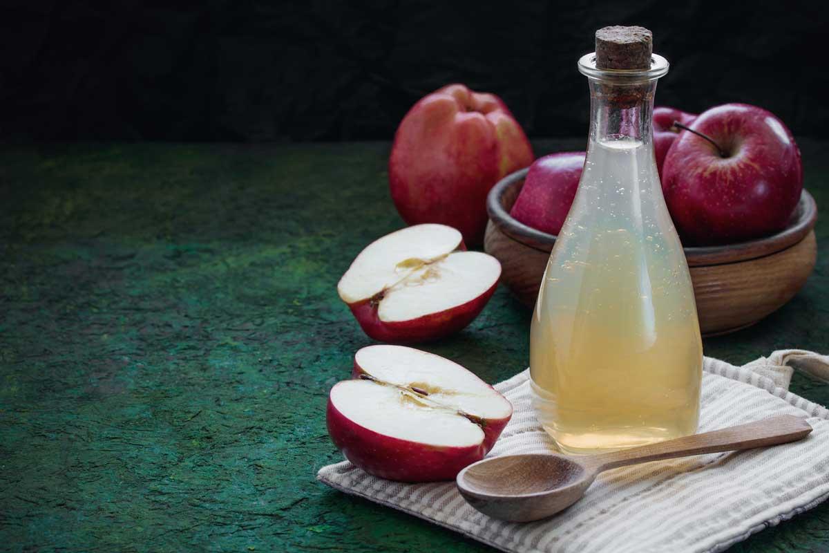 Elma Sirkesi ve Hızlı Saç Uzatma