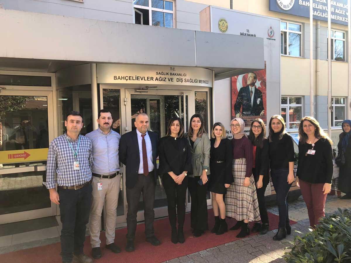 İstanbul Bahçelievler Ağız ve Diş Sağlığı Merkezi