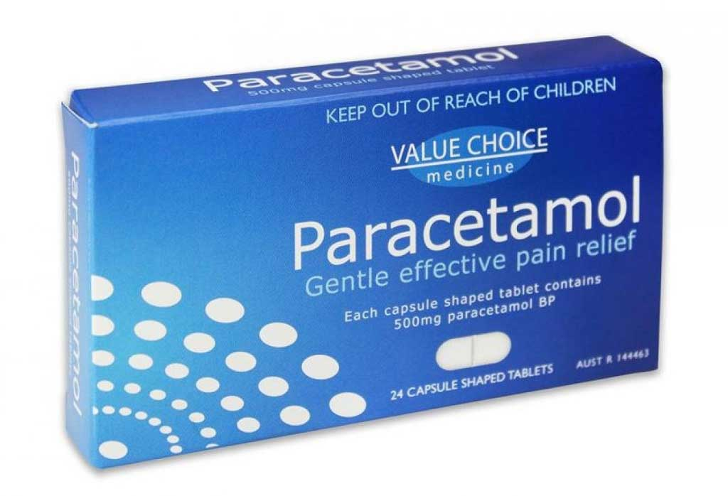 Parasetamol Grip İlacı